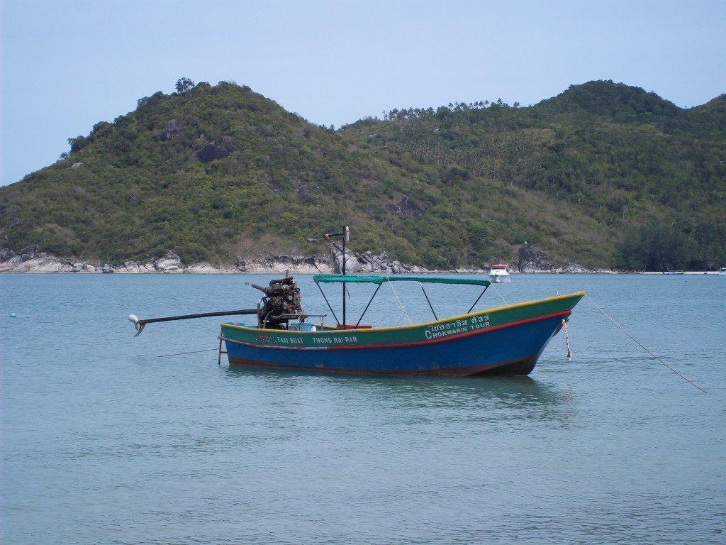 Taxi Boat Koh Phangan