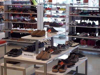 Bata shoe shop