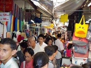 Sampeng Lane Bangkok