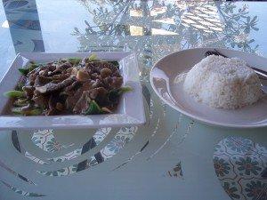 Good Times Resort Kanchanaburi food