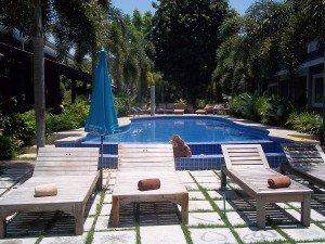Good Times Resort Kanchanaburi swimming pool
