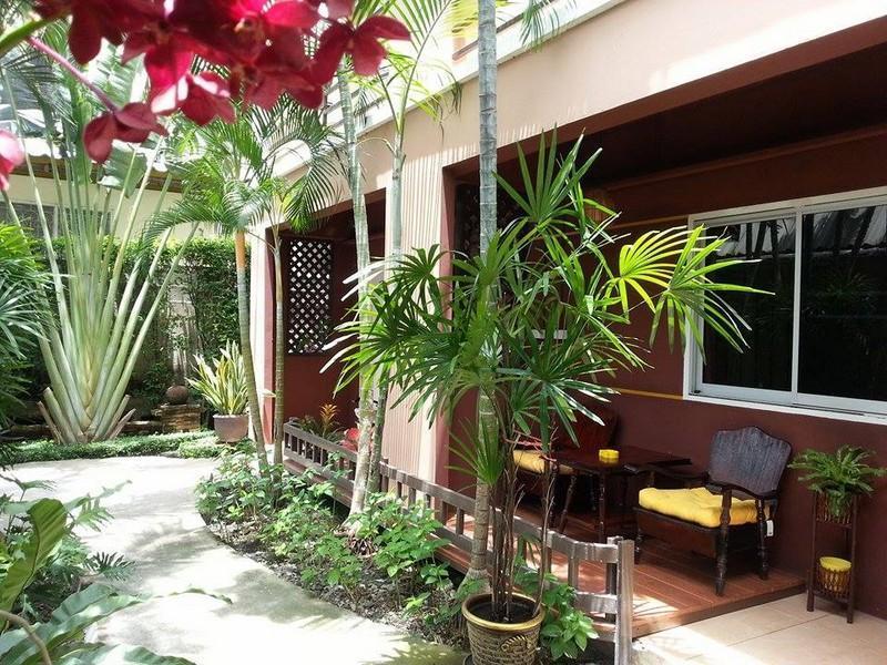 Baan Baimai Boutique Room