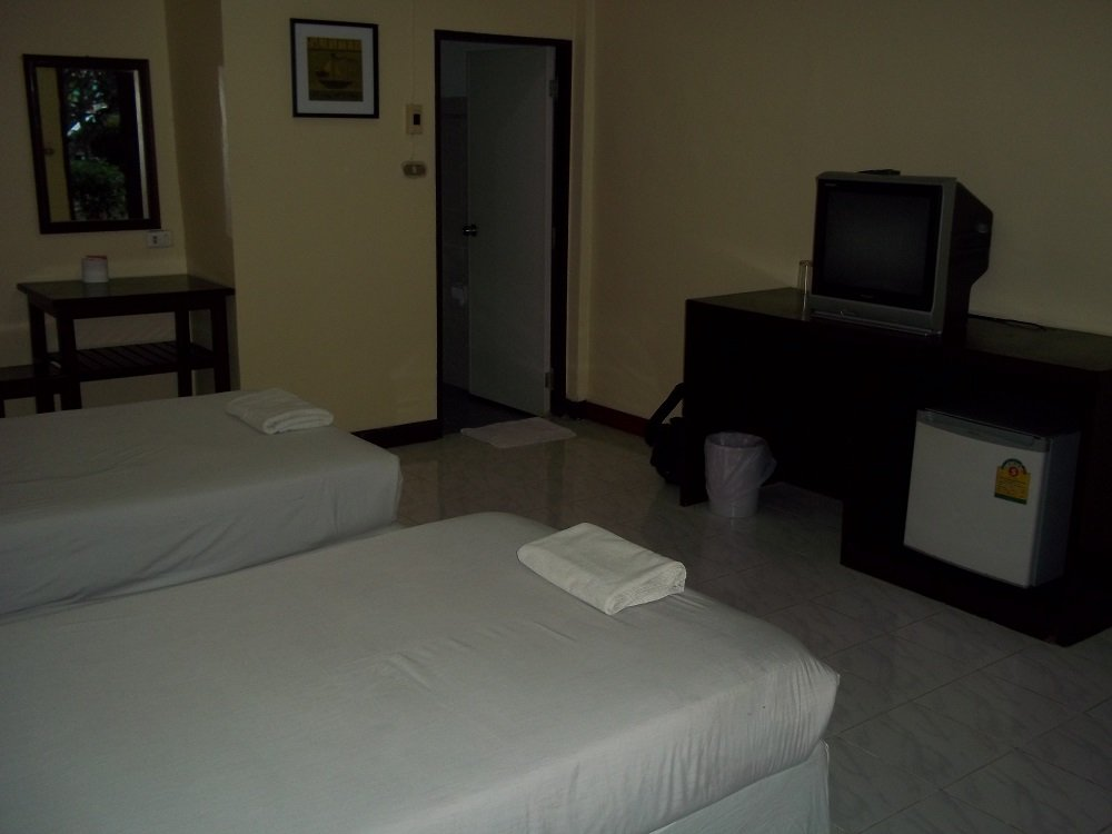 Jinta City Hotel standard room interior