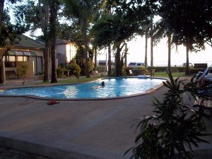 Jinta City Hotel pool