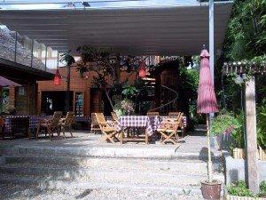 Pai Village Resort restaurant