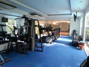 Fitness Room at the Manhattan Hotel