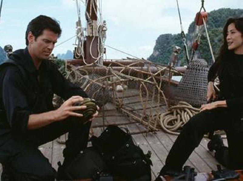 James Bond in Hu Long Bay (Phuket)