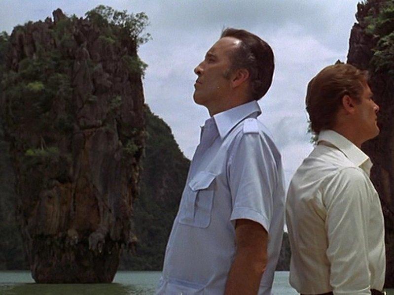 Scaramanga's Nail Island (Ko Khao Phing Kan)