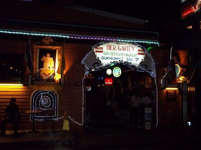 Beer Garden Sukhumvit Soi 7