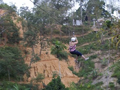Jungle Flight zipline