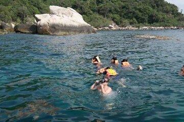 Snorkelling Koh Nangyuan