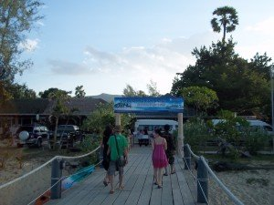 Buy boat tickets from Koh Phangan to Koh Samui