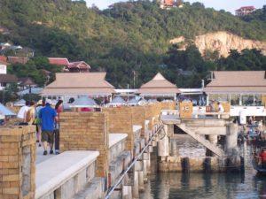 Bangrak Seatran Pier