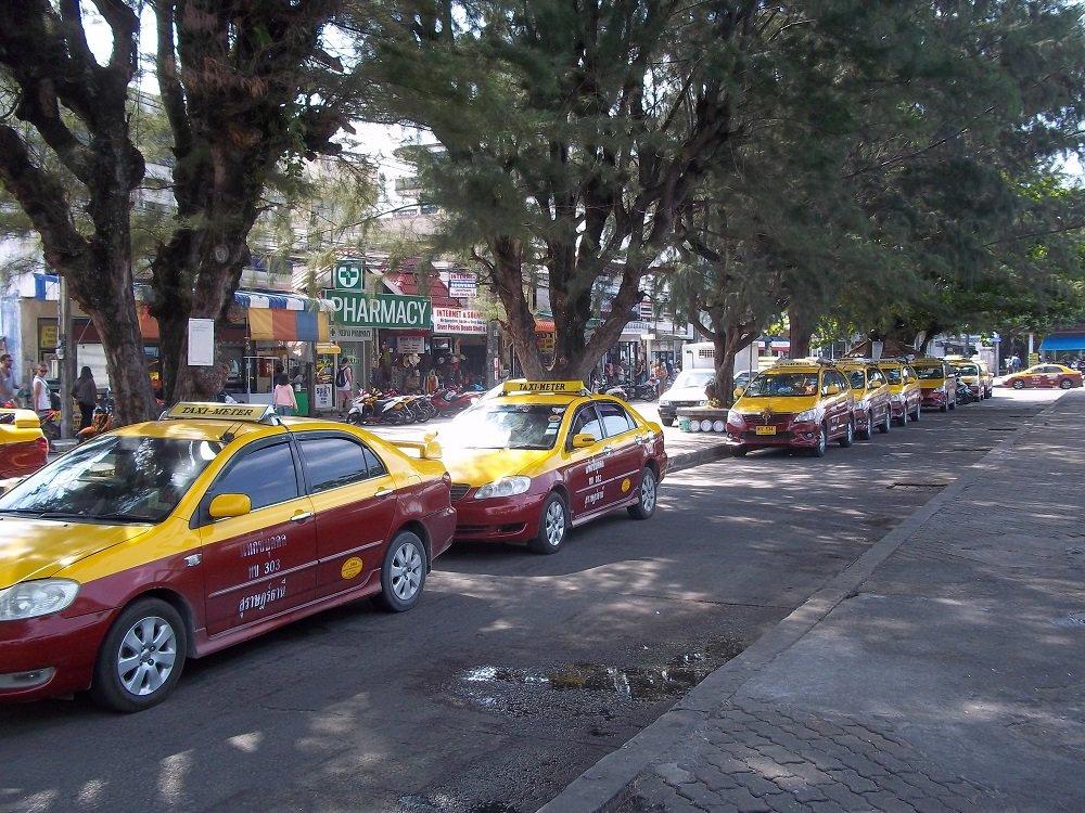 Koh Samui taxi