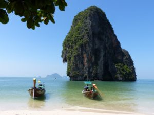 Beach in Krabi