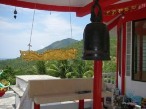 Chinese Temple in Koh Phangan
