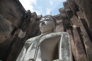 Wat Si Chum in Sukhothai Historical Park