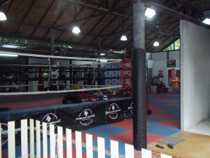 Wimaan Buri Gym