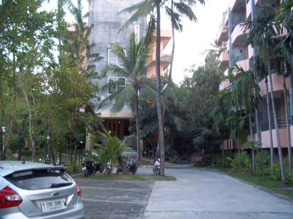 Wimaan Buri exterior