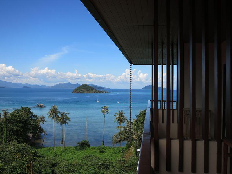 Small islands near Koh Mak