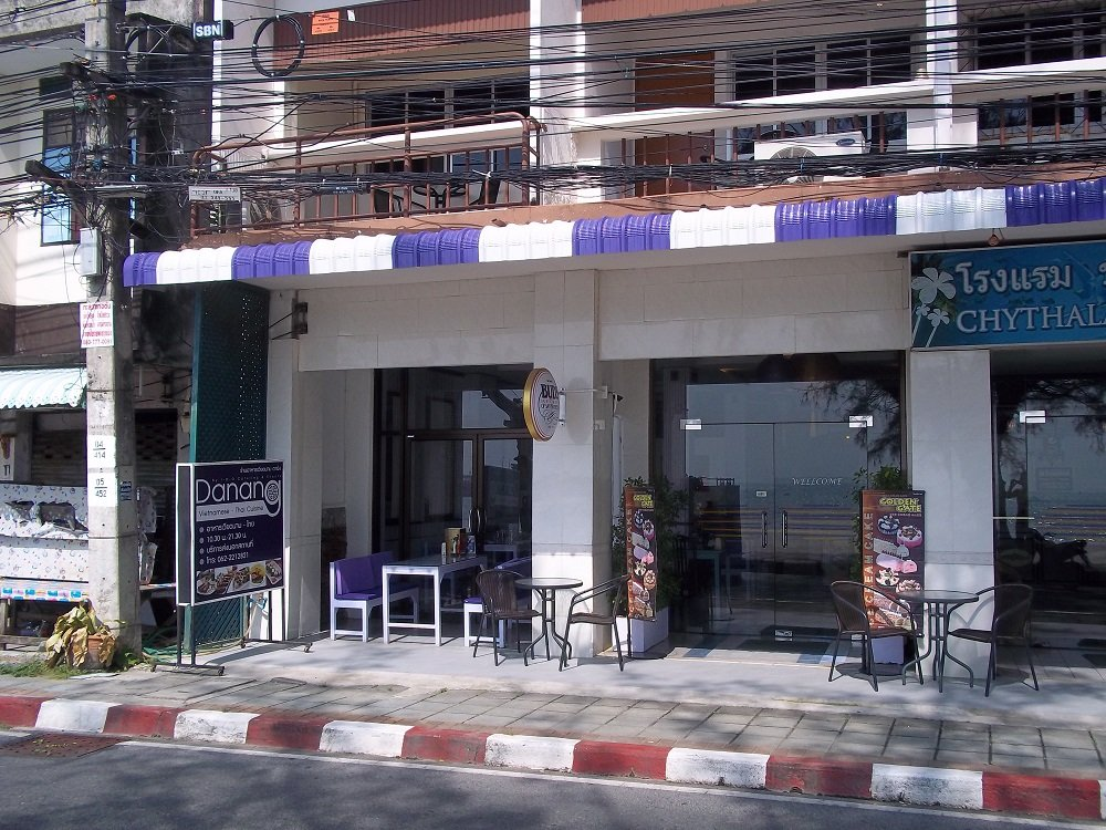 Danang Restaurant, Chytalay Palace Hotel, Nathon, Koh Samui
