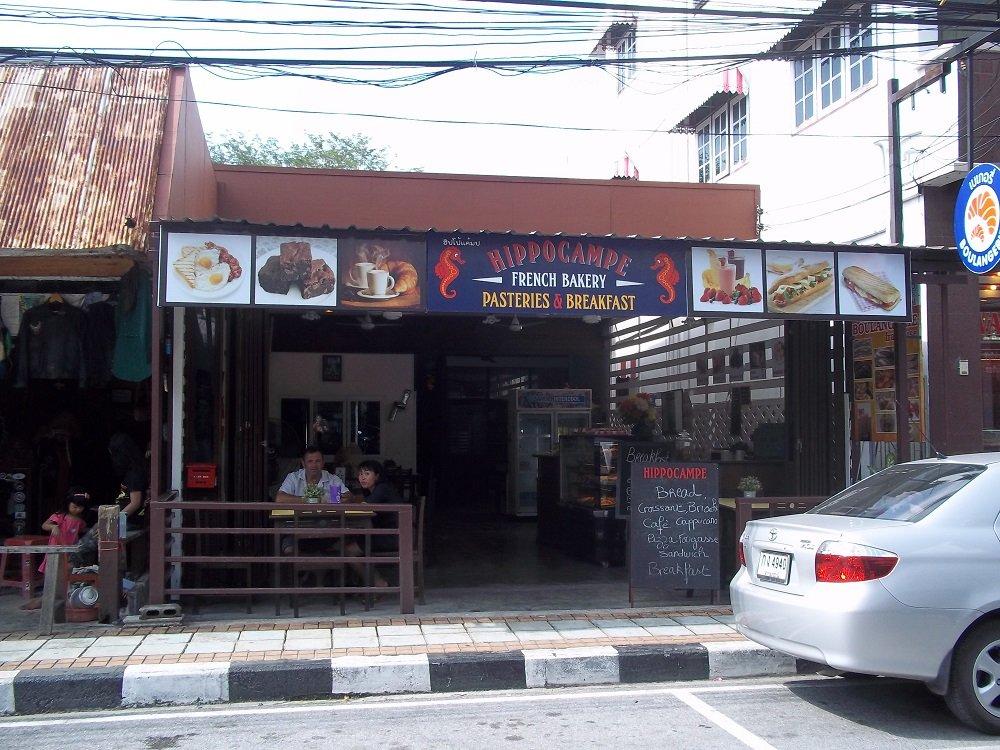 Hippocampe French Bakery, Nathon, Koh Samui