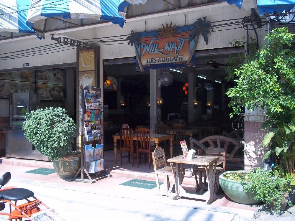 Will Wait Restaurant, Nathon, Koh Samui