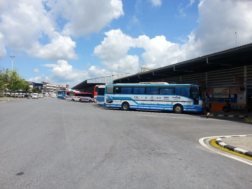Hat Yai Bus Station
