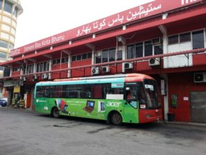 Kota Bharu Central Bus Station local service