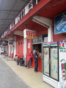 Kota Bharu Central Bus Station ticket counters