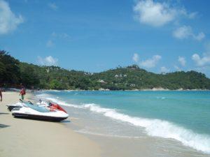 Thong Nai Pan Beach