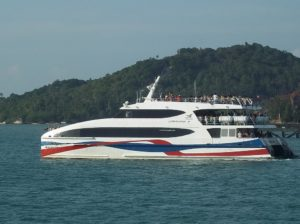 Lomprayah High Speed Ferry