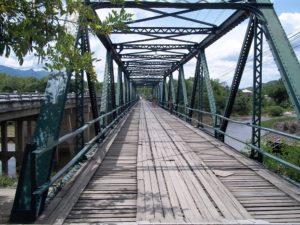 Ta Pai Bridge in Pai