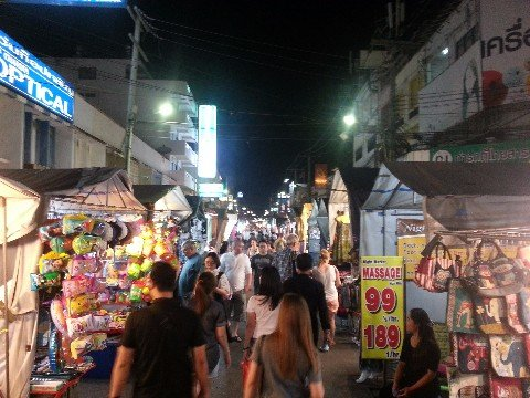 Hua Hin Night Market