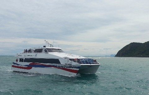 Lomprayah High Speed Ferry from Koh Samui to Hua Hin
