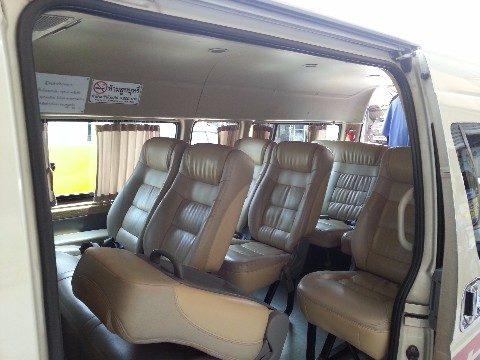 12 seat minivan in Thailand