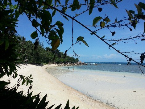Secret Beach in Koh Phangan