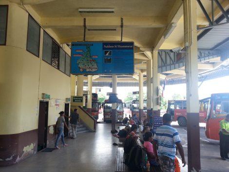 Nakhon Si Thammarat Bus Station