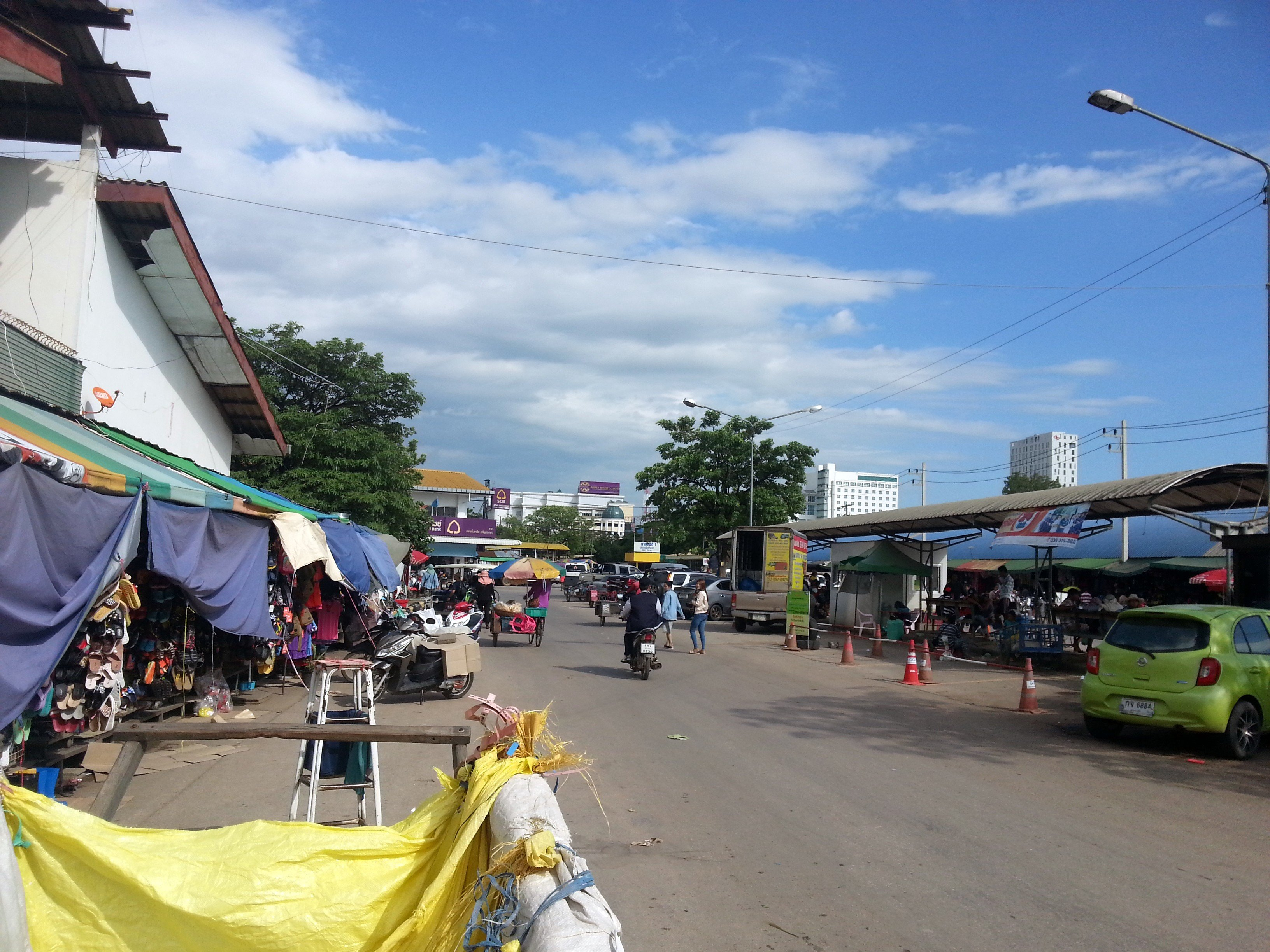 Rong Klua Market