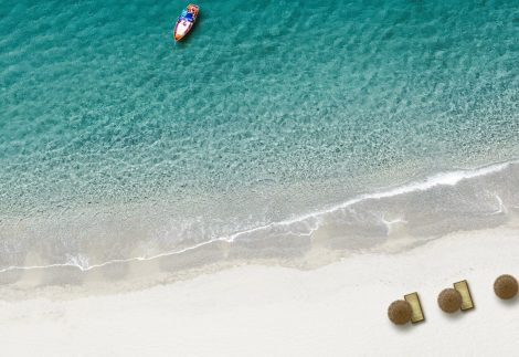 Koh Lipe is known for its beautiful beaches