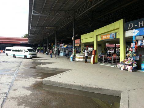Morchit New Van Terminal