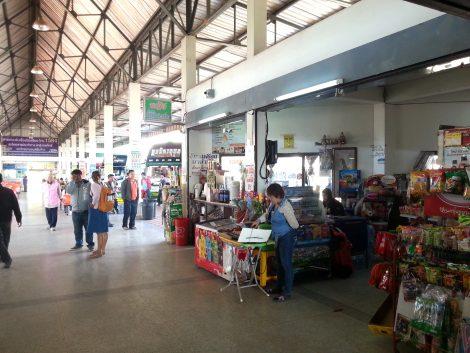Shop at Sakon Nakhon Bus Terminal 2