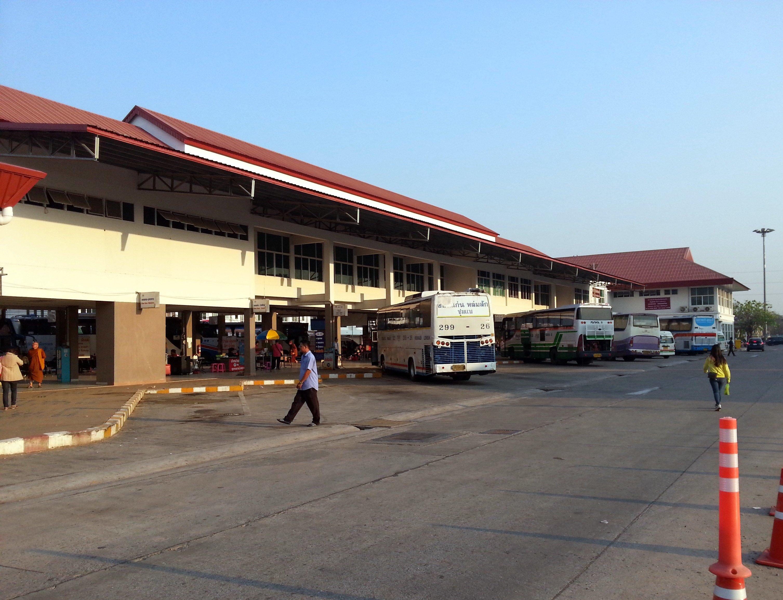 Khon Kaen Bus Terminal 3