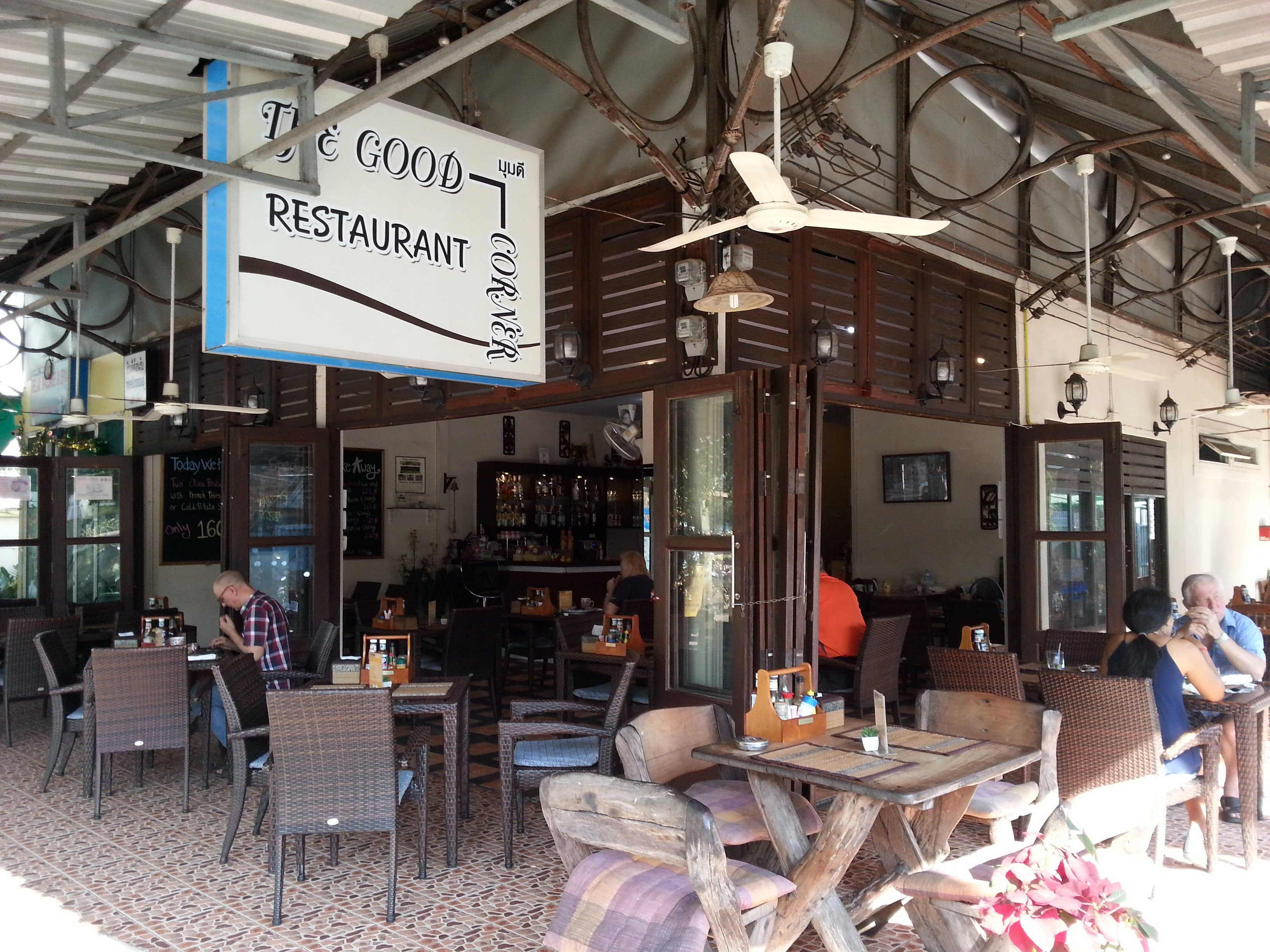 The Good Corner Restaurant in Udon Thani