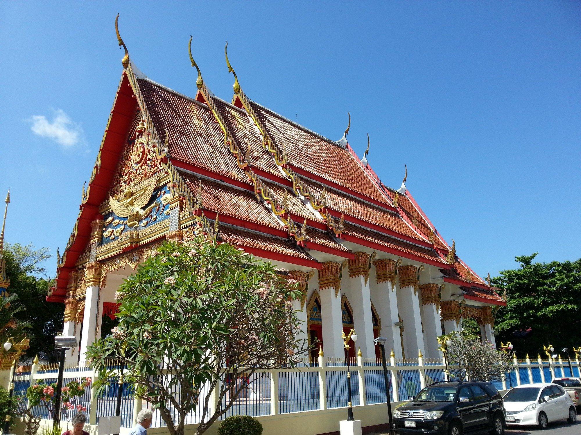 Shrine Hall at Wat Mongkol Nimit