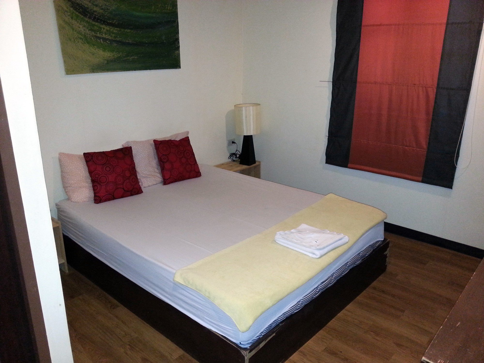 Standard double room at the Sincere Guesthouse
