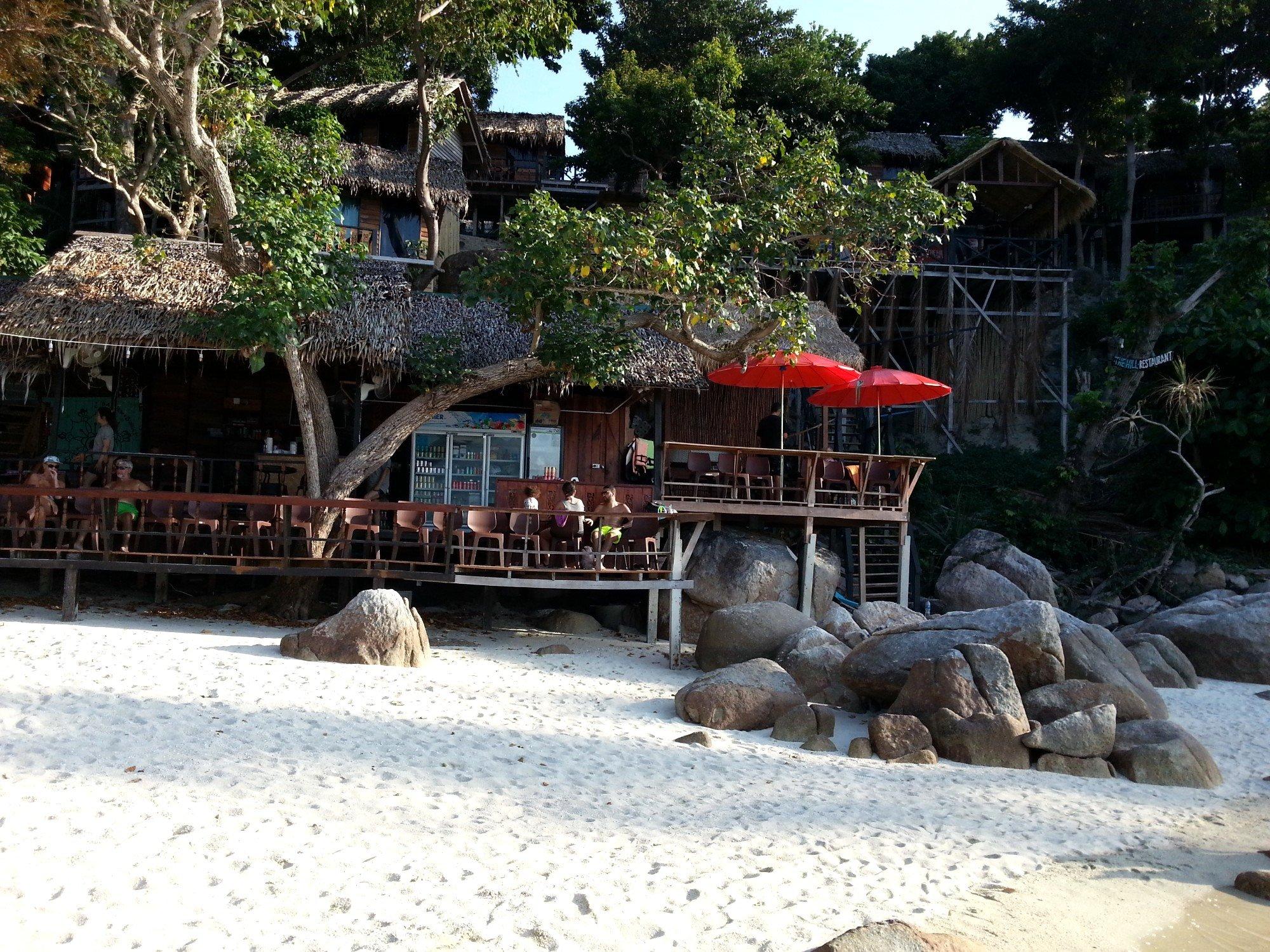 Bay View Sunset Resort on Sunset Beach