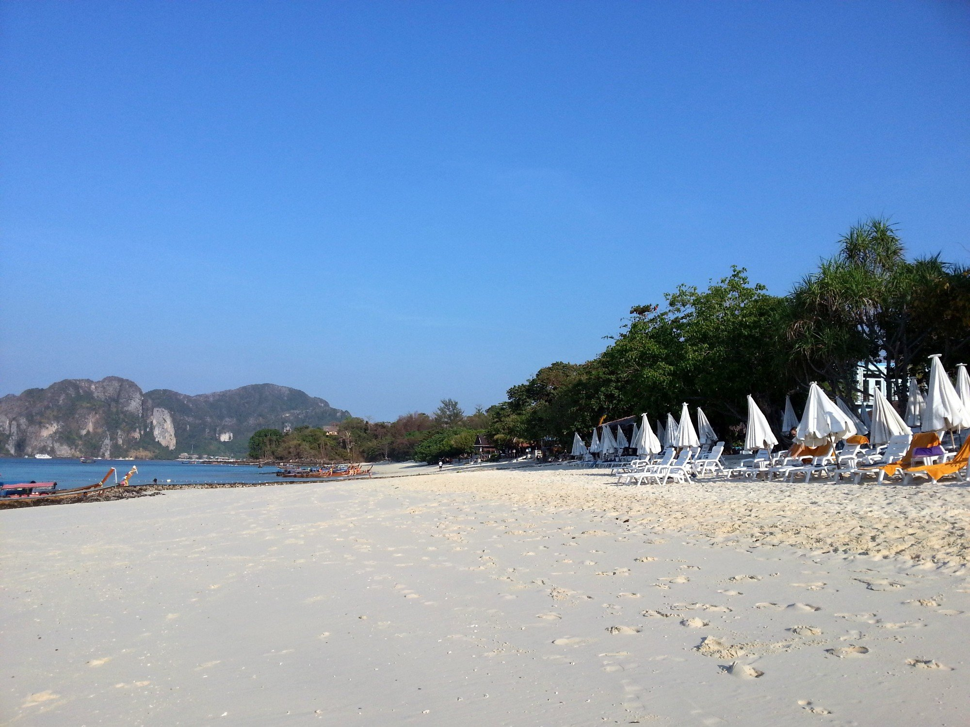 Long Beach in Koh Phi Phi