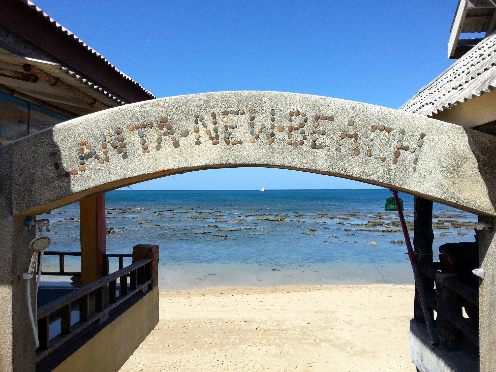 New Beach in Koh Lanta