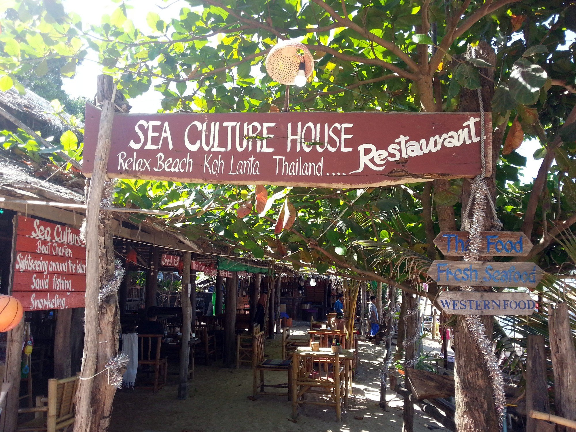 Sea Culture House on Relax Bay